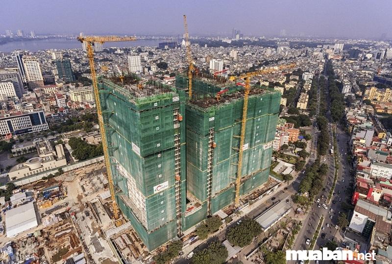 8 chung cư Hà Nội cao cấp đáng chú ý nhất hiện nay