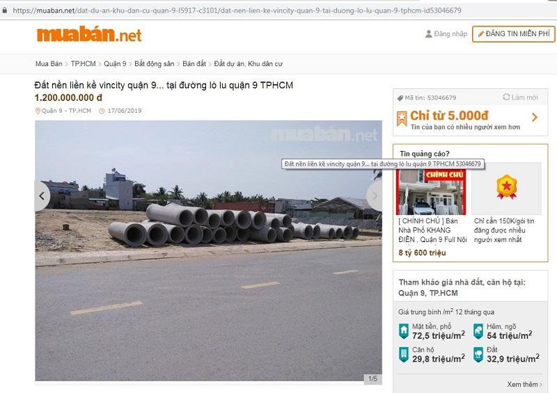 Mở bán dự án đất nền Mặt Tiền Đường