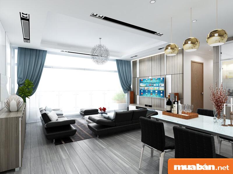 bán căn hộ chung cư đã hoàn thiện TPHCM