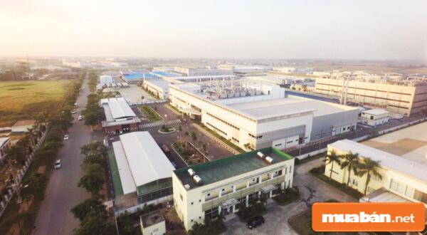 Các khu công nghiệp Bắc Ninh đang phát triển mạnh