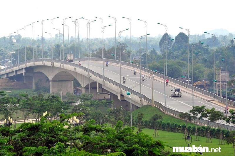 Tại Củ Chi đang có hàng loạt dự án giao thông khủng