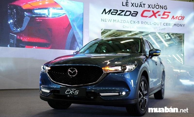 Xe ô tô Mazda