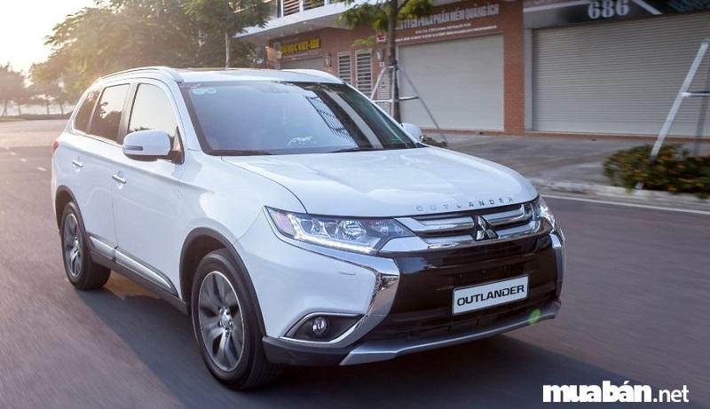 Xe ô tô Mitsubishi
