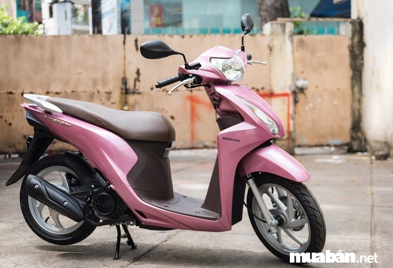 Xe máy Honda Vision 2017