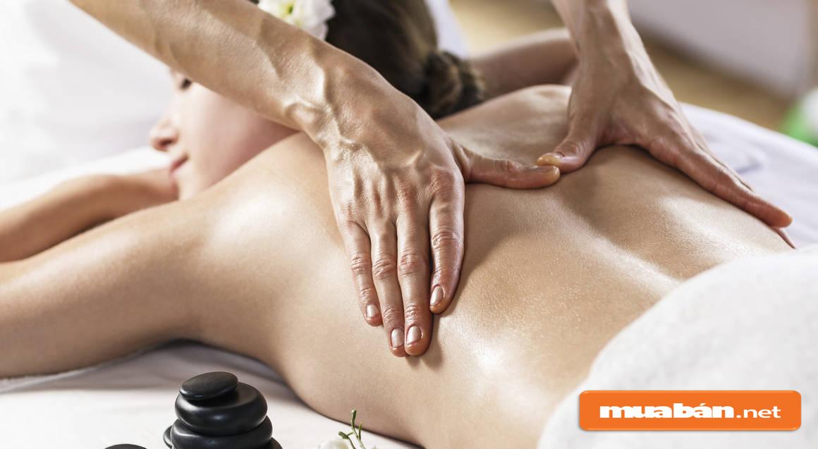 massage tại nhà TPHCM