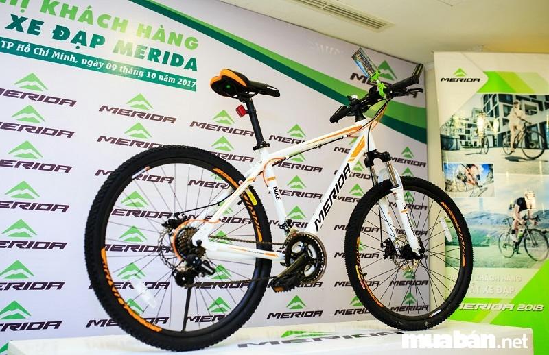 Xe đạp thể thao Merida Scultura 91