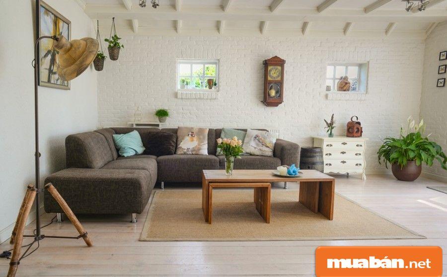Sau khi tân trang, bạn hãy nâng cấp ngôi nhà lên để trở nên sáng sủa, sạch sẽ hơn nhằm thu hút người mua.