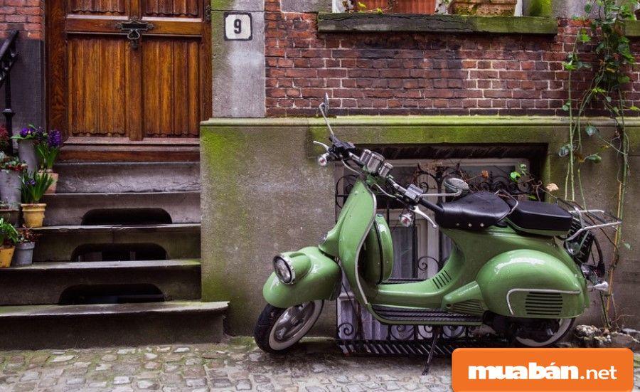 Mua xe máy cũ giá rẻ 3 – 4tr