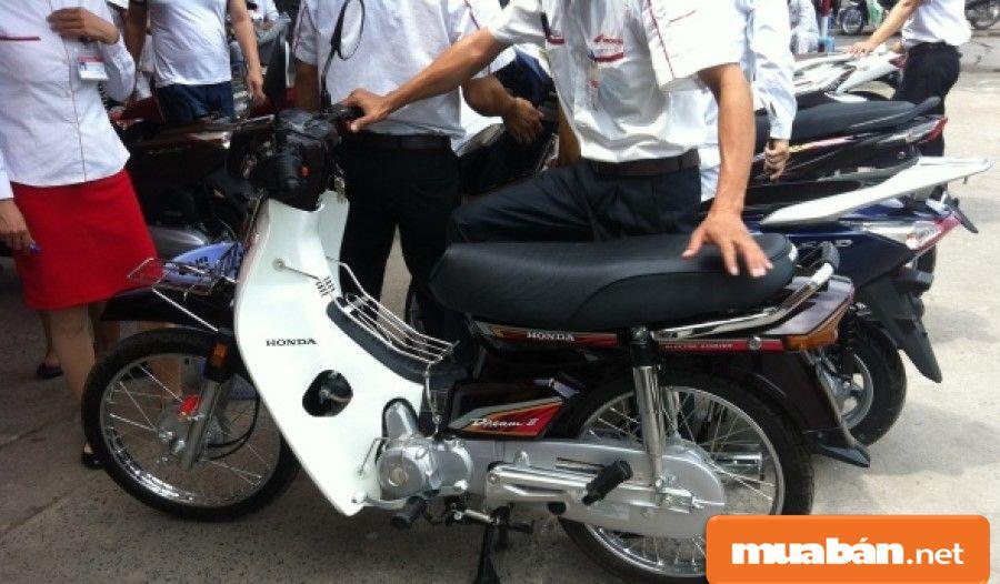 Bán xe Dream Thái cũ TpHCM