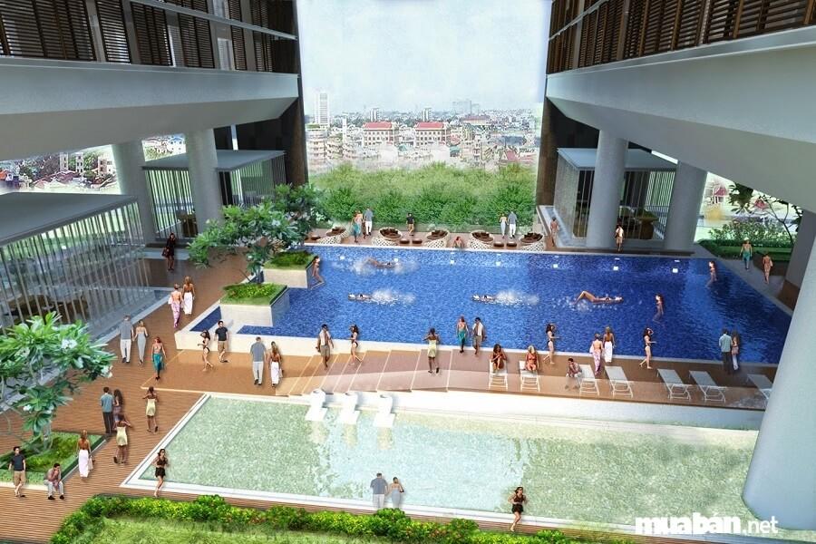 Dolphin Plaza - tổ hợp căn hộ cao cấp 5 sao đáng sống tại Hà Nội
