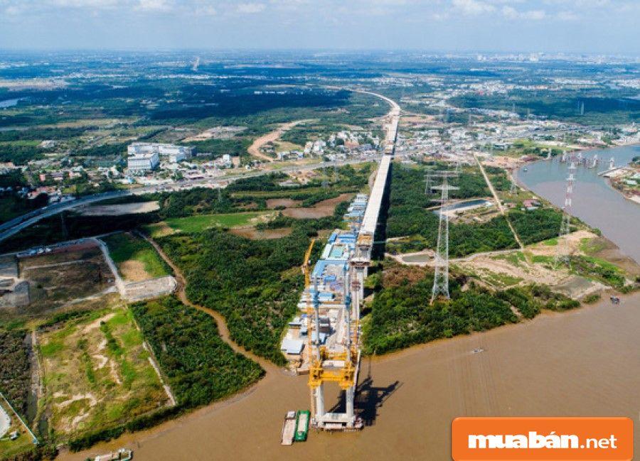 Các dự án đầu tư bất động sản sẽ mở ra nhiều cơ hội phát triển kinh tế cho huyện Củ Chi.