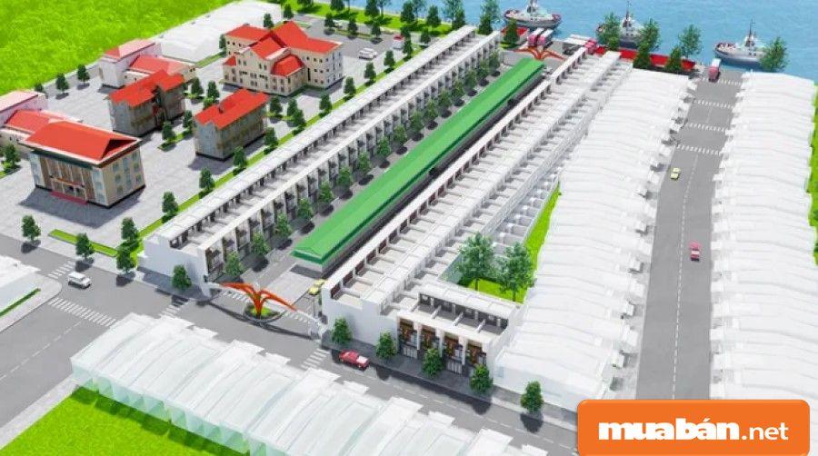 Nhiều dự án khu đô thị, khu dân cư, đô thị mới, khu thương mại – dịch vụ, du lịch… được hình thành.