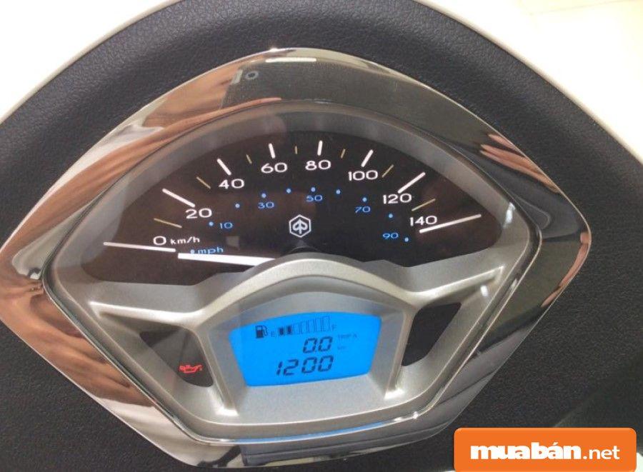 Bạn có thể đoạn được độ hao mòn xe thông qua số quãng đường xe đi vì nó tương đường với độ hao mòn của xe.