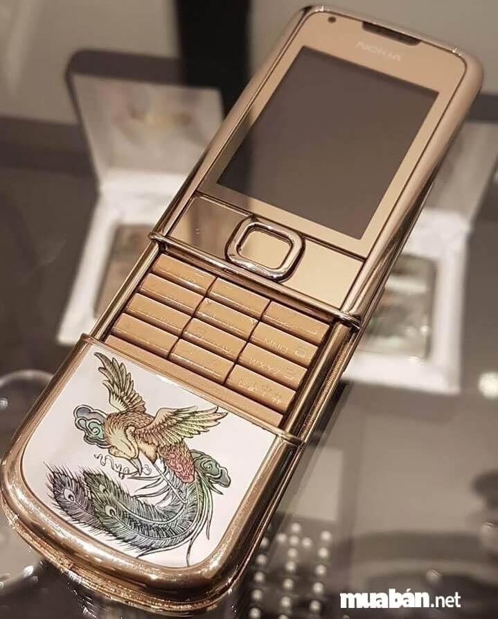 Với thiết kế sang chảnh, nhiều tính năng độc đáo thì Nokia 8800 Gold không chỉ được săn lùng nhiều mà còn được rao bán ở rất nhiều nơi.