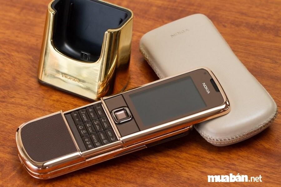 Nhiều tính năng thú vị trên Nokia sang chảnh này.