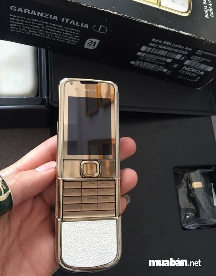 """Nokia 8800 – tạo nên sự khác biệt trong """"thời đại smartphone"""""""