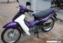 Suzuki RGV 120 đời 1999 giá bán 200 triệu đồng