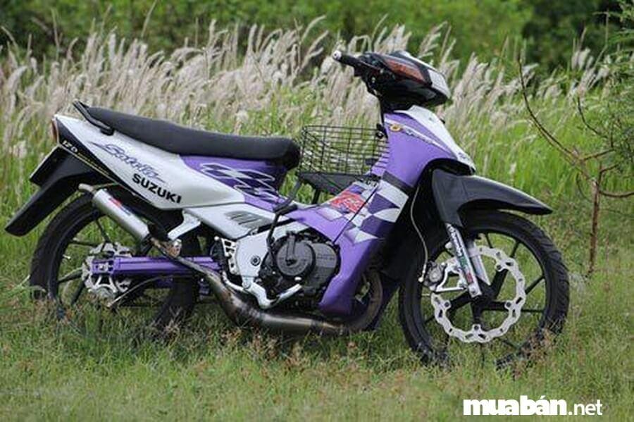 Suzuki Sport đời 1999 rao bán giá 90 triệu đồng
