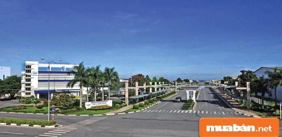 Thị trường bất động sản Bình Dương