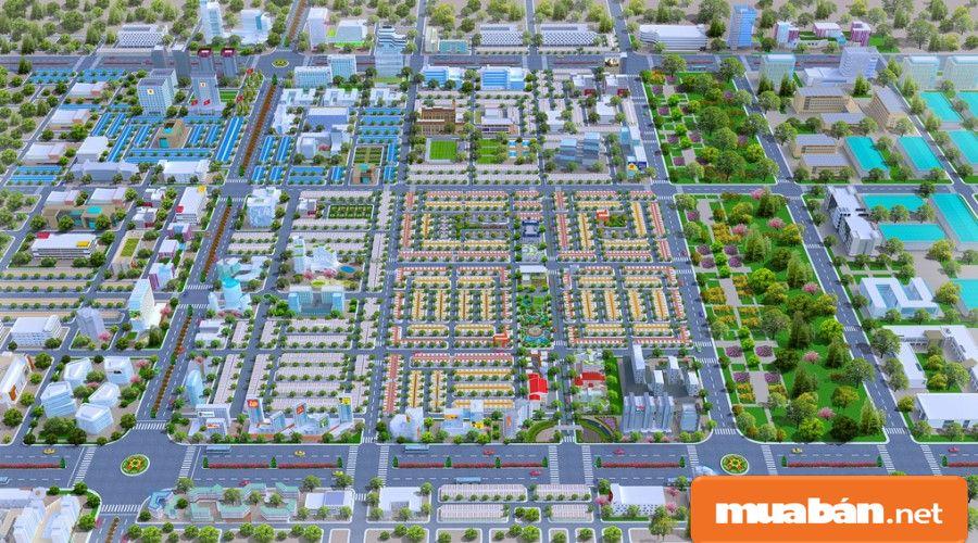 Nhiều dự án được đầu tư lớn xuất hiện, được quy hoạch bài bản, hạ tầng hoàn thiện như khu đô thị New Times City.