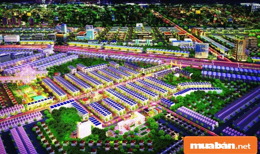 Dự Án Khu Phức Hợp Hana Garden Mall Đã Tạo Nên Một Sức Hút Khá Lớn Tại Tỉnh Bình Dương.