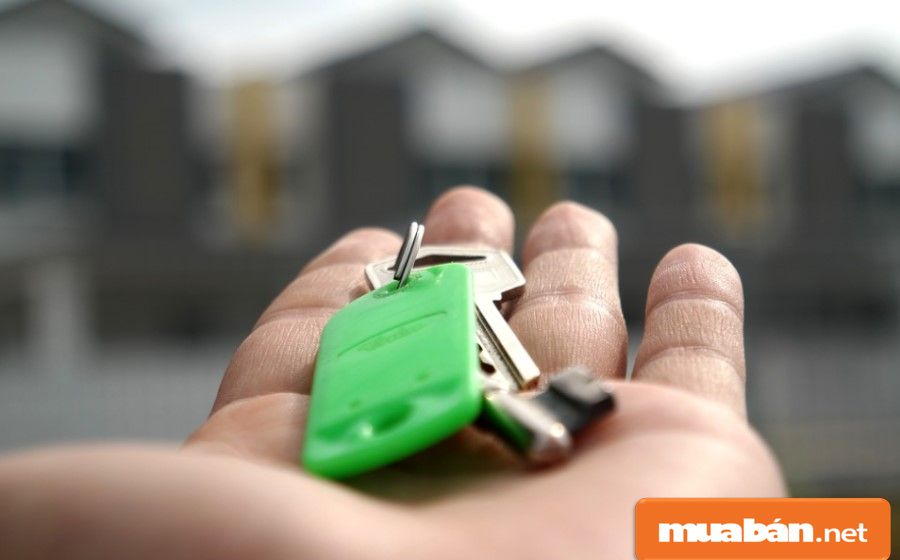 Trước khi bạn chuyển đồ vào trong nhà, hãy nhớ kiểm tra lại tình trạng nhà một lần nữa xem có đúng không nhé!
