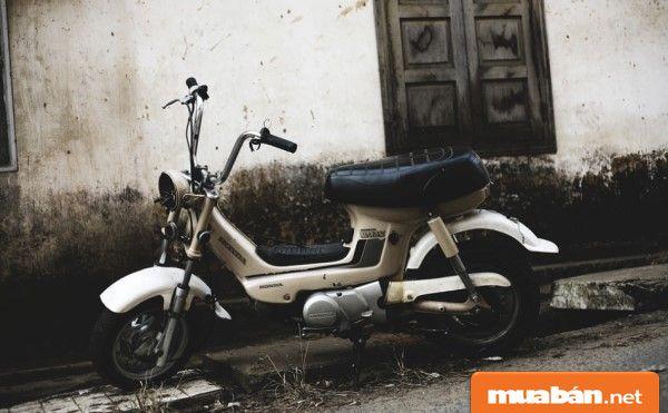 Thủ tục mua bán xe máy cũ