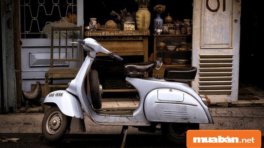 Thủ tục mua bán xe máy