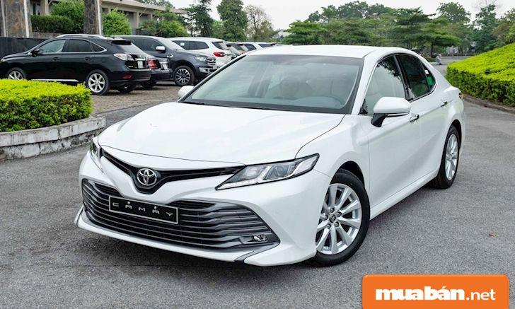 Toyota luôn là một trong những hãng xe được nhiều khách hàng lựa chọn, dù là mua xe cũ.