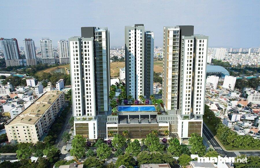 Dự án Xi Grand Courttại quận 10, TPHCM