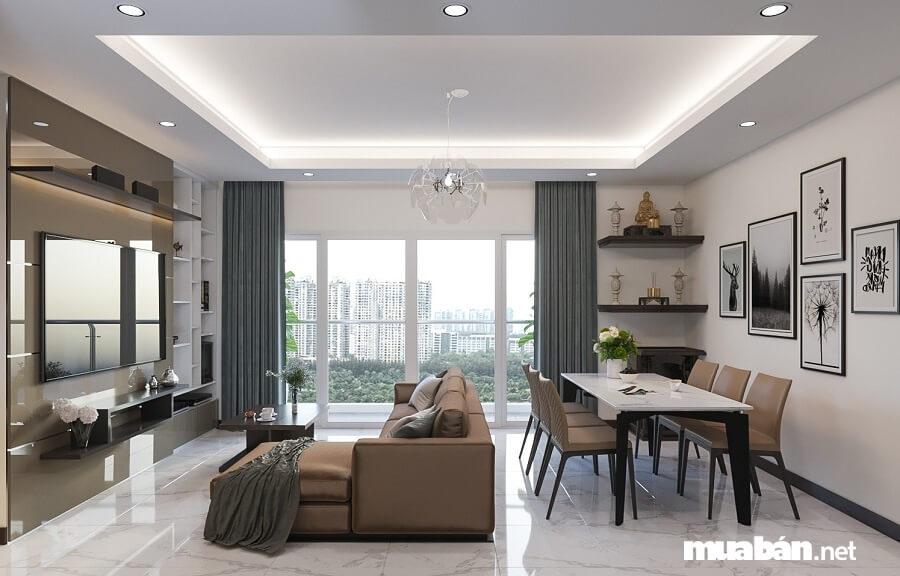 """Với những ưu điểm nổi trội nhất khu vực quận 10, TPHCM, căn hộ dự án Xi Grand Court bán """"đắt như tôm tươi""""."""