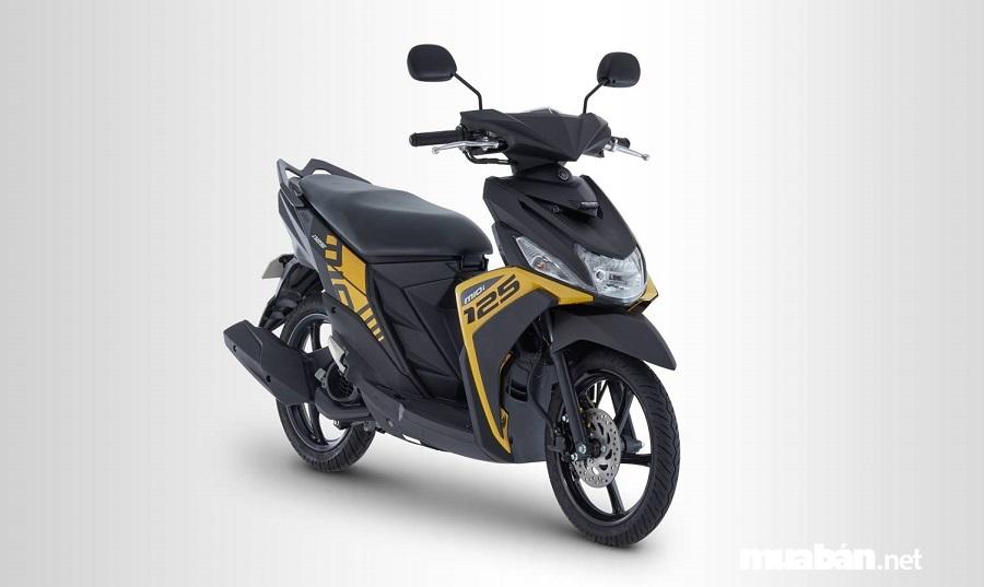 Ngoại Hình Của Xe Yamaha Mio M3 2019