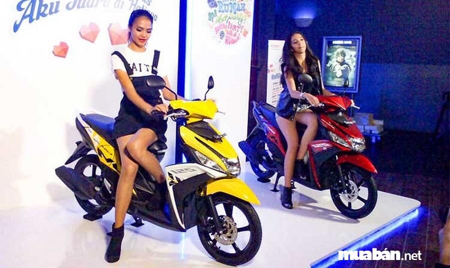Mẫu Xe Mio M3 125 2019 Vừa Ra Mắt Tại Thị Trường Indonesiaa.
