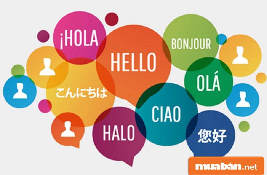 Nếu bạn biết sử dụng ngoại ngữ để giao tiếp cơ bản được với chủ nhà thì sẽ dễ hơn.