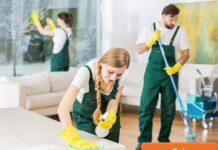Giúp việc nhà theo giờ tại Bình Thạnh