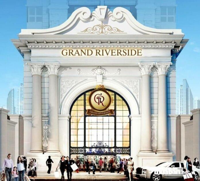 Grand Riverside - không gian sống Châu Âu ở quận 4, TPHCM