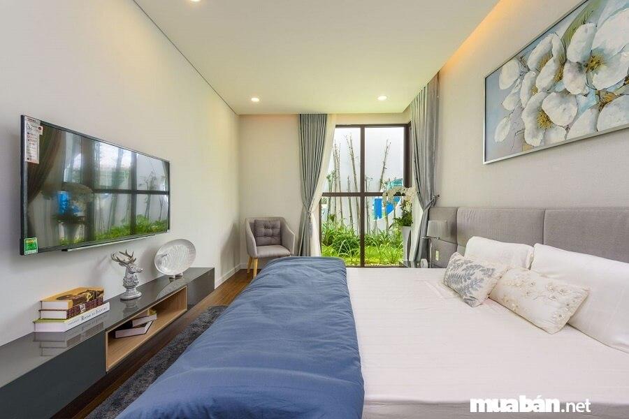 Đầu tư vào căn hộ dự án này cư dân có thể chuẩn bị tài chính từ 50% giá trị căn hộ.