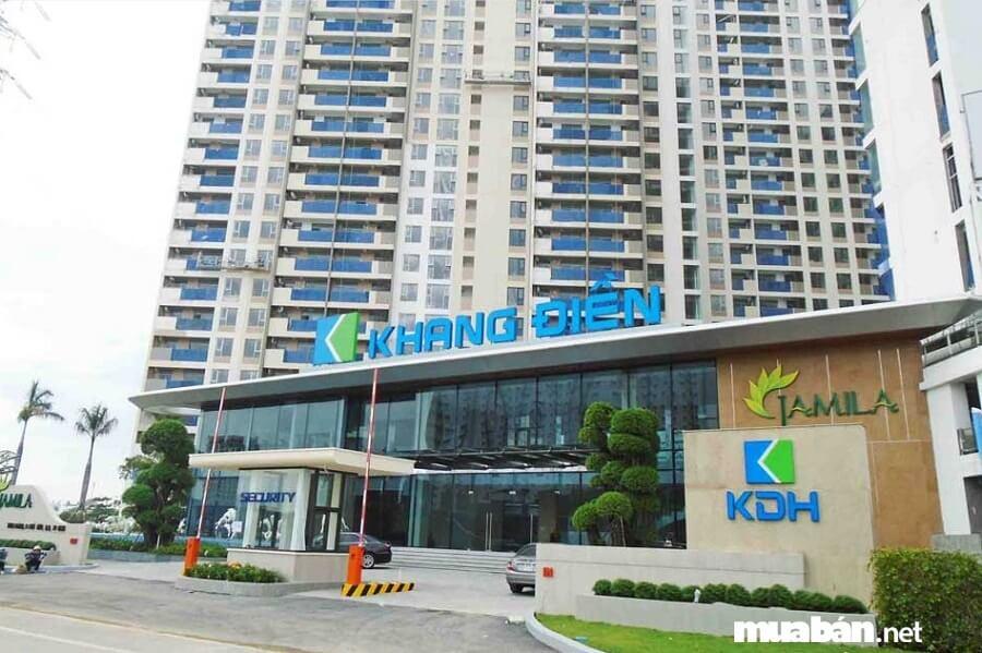 Jamila quận 9 là dự án căn hộ chung cư tầm trung đáng chú phía Đông Sài Gòn.