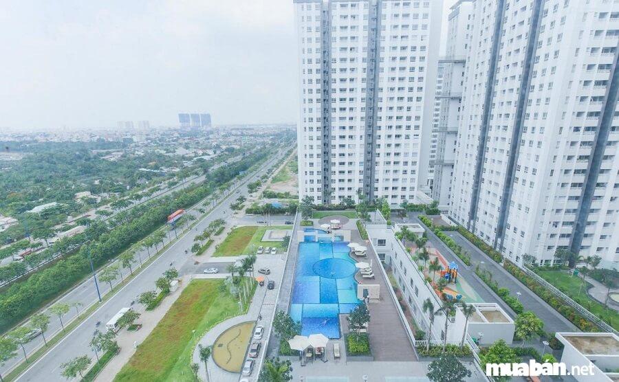Dự án căn hộ Lexington Residence nằm ngay tại khu Đông Sài Gòn - nơi có quy hoạch đồng bộ, hiện đại bậc nhất hiện nay.