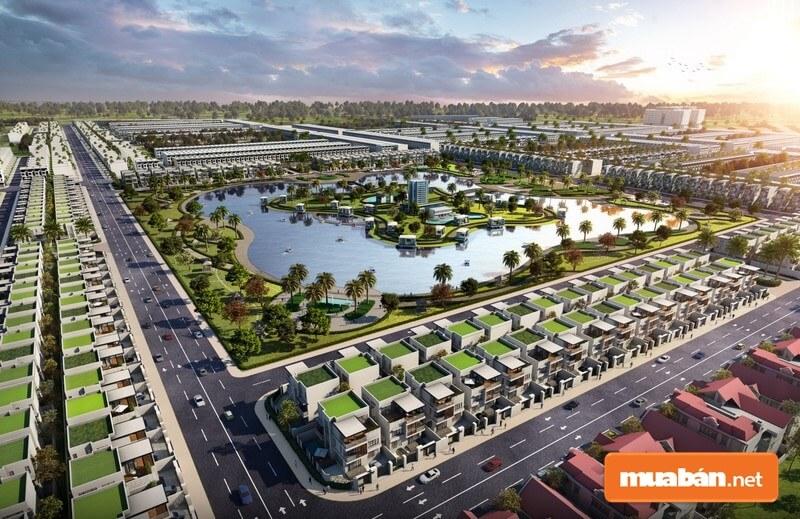 """Dự án Cà Mau New City """"con cưng"""" của chủ đầu tư Công ty Danh Khôi"""