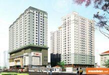Hình dựng Saigonres Plaza