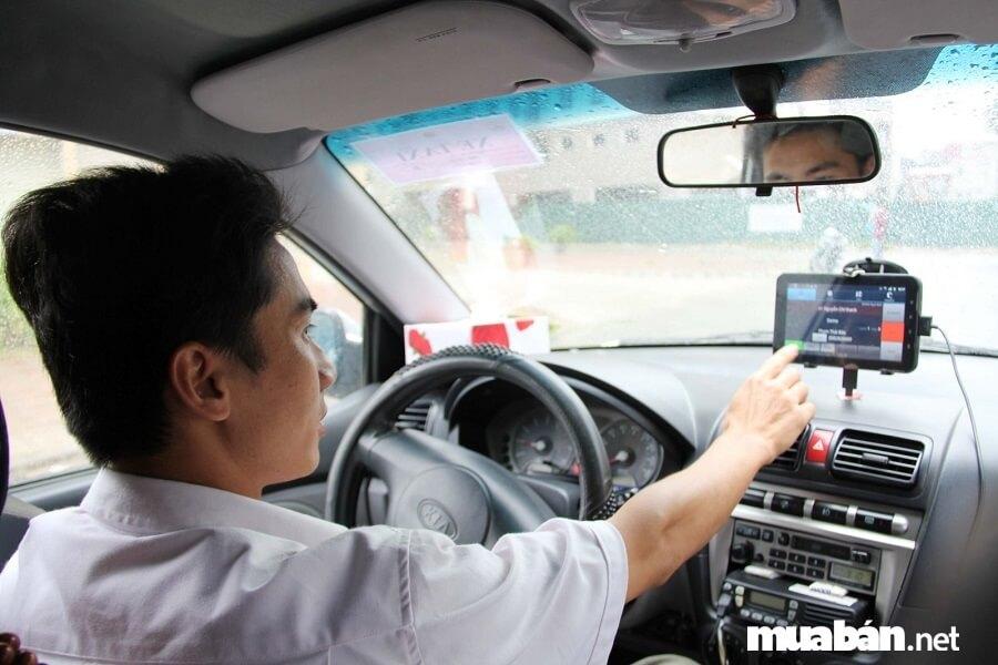Việc làm Cần Thơ tài xế lái xe có mức lương khá cao so với các ngành nghề khách.