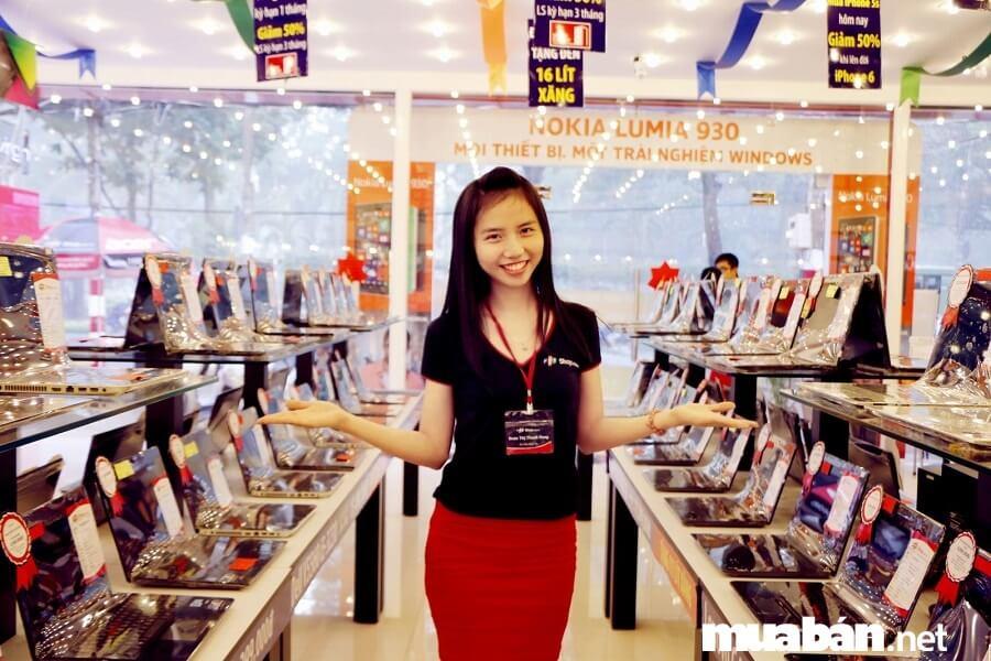 Nhu cầu tuyển dụng nhân viên bán hàng tại Cần Thơ hiện đang tăng cao.