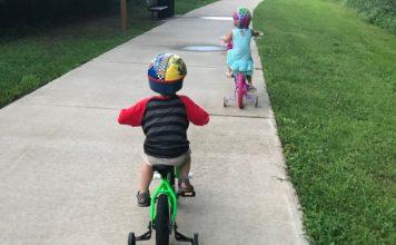Mua xe đạp trẻ em 3 bánh cho con nhưng không phải ai cũng biết những điều này