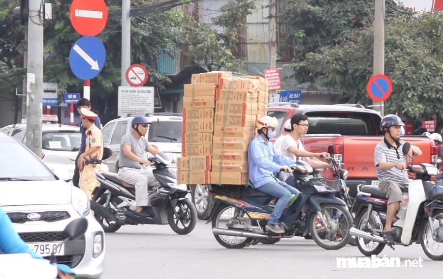 Tùy theo nhu cầu sử dụng mà mua những dòng xe máy cũ khác nhau.