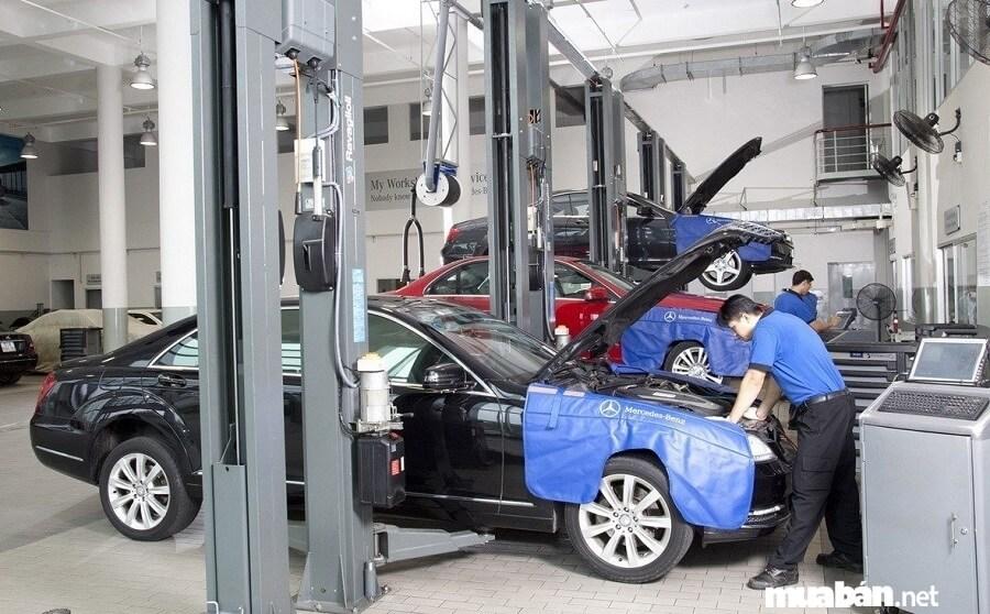 Bị lừa mua xe ôtô cũ đã chồng xác do thiếu kinh nghiệm kiểm tra xe.
