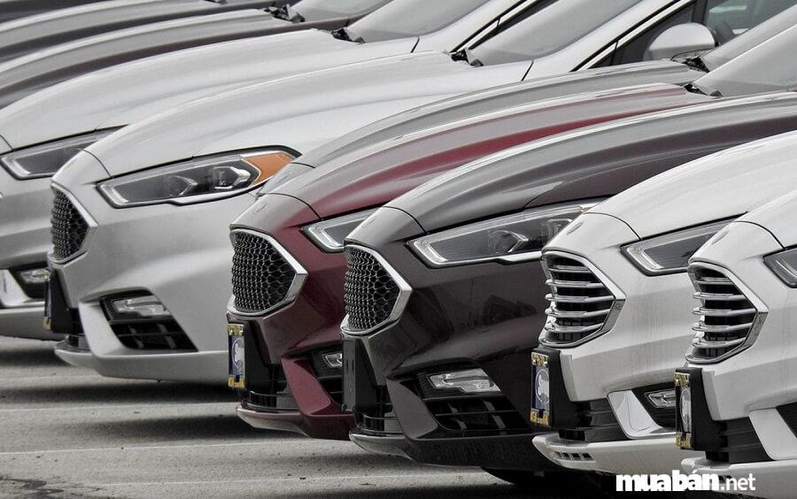 Đơn vị bán ô tô cũ lừa tiền của khách