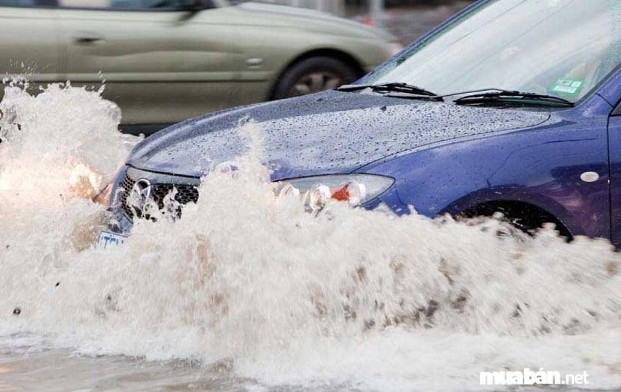 """Mua ô tô bị thủy kích tức là bạn đã """"ném tiền qua cửa sổ"""""""