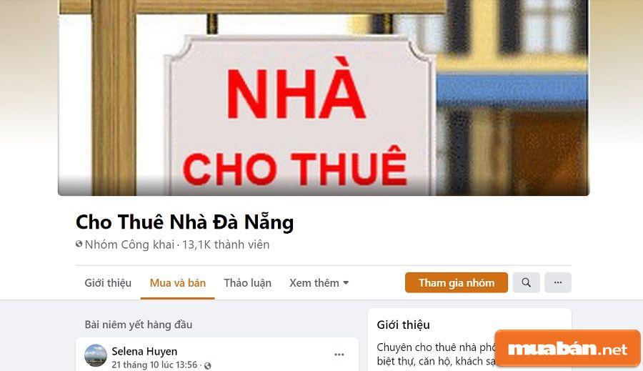 Cho thuê nhà Đà Nẵng