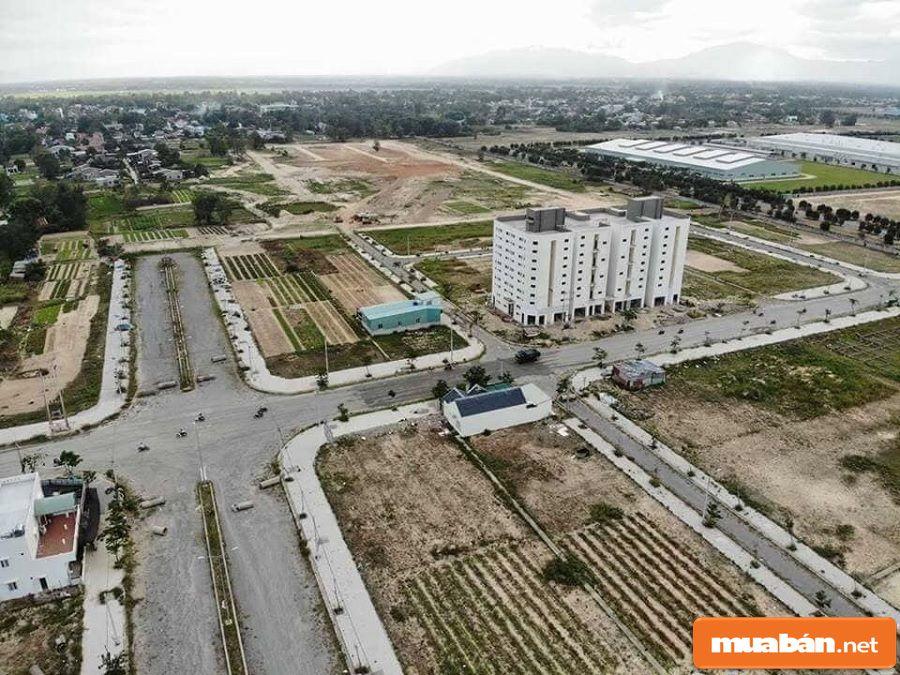 Loại hình bất động sản đất nền giảm sâu, sức tiêu thụ trên thị trường Đà Nẵng khá thấp.